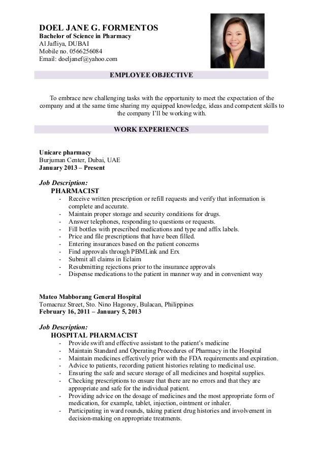 doelstelling cv formuleren Doel Cv | hetmakershuis