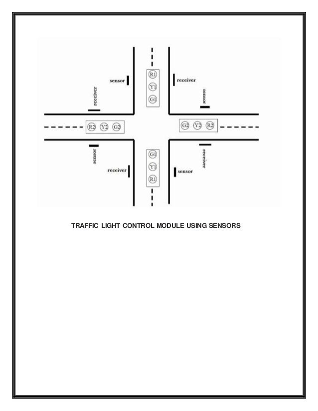 4 Way traffic controll new