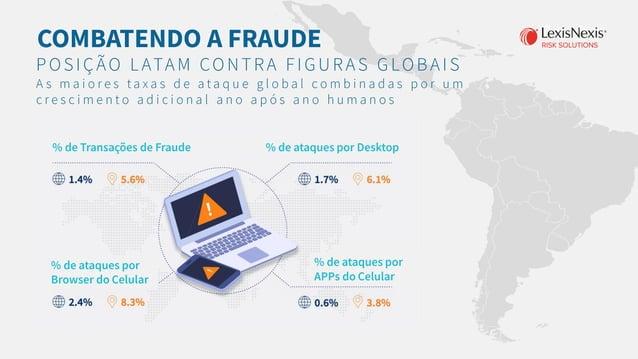 9 A LexisNexis® Digital Identity Network registrou um crescimento de 37% nas transações em relação ao mesmo período do ano...