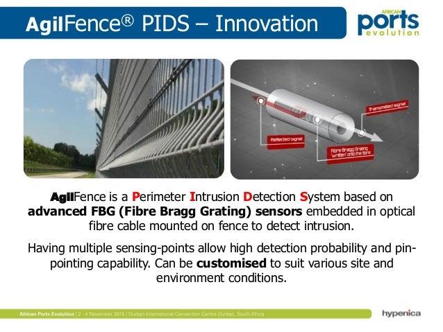 Intrusion Detection Sensor Cable : Innovative solutions for area surveillance intrusion