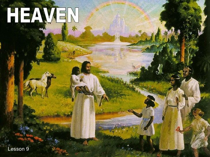HEAVEN Lesson 9
