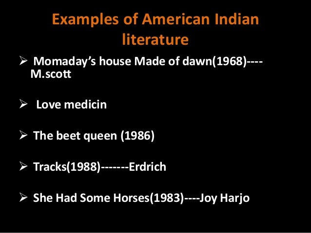 an introduction to the house made of dawn momaday N scott momaday's novel house made of dawn,  these centers—represented in house made of dawn by the indian friendship house and tosamah's native.