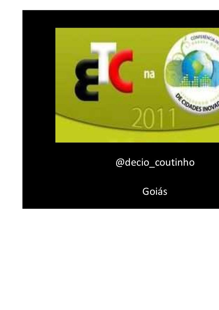 @decio_coutinho     Goiás