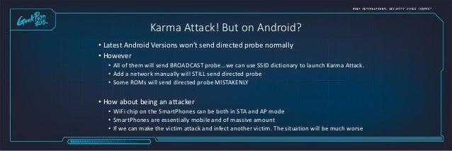 Huiming Liu-'resident evil' of smart phones--wombie attack