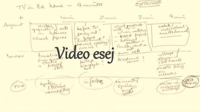 Video esej