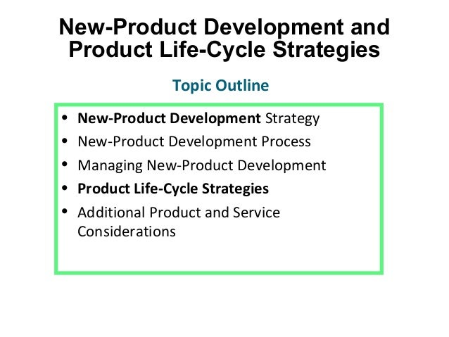 student marketing and new product development Enter the all-important and often under- utilized new product development  with new product success  product management and marketing.