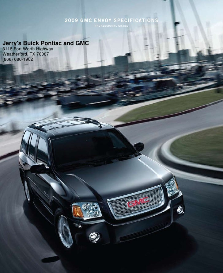 2010 GMC Envoy Dallas