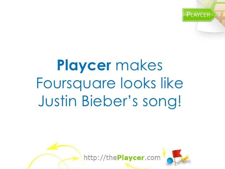 Playcer at Harvest 11/10