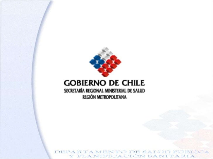 SUBDEPARTAMENTO DE EPIDEMIOLOGIA                                   Subdepartamento de                                     ...