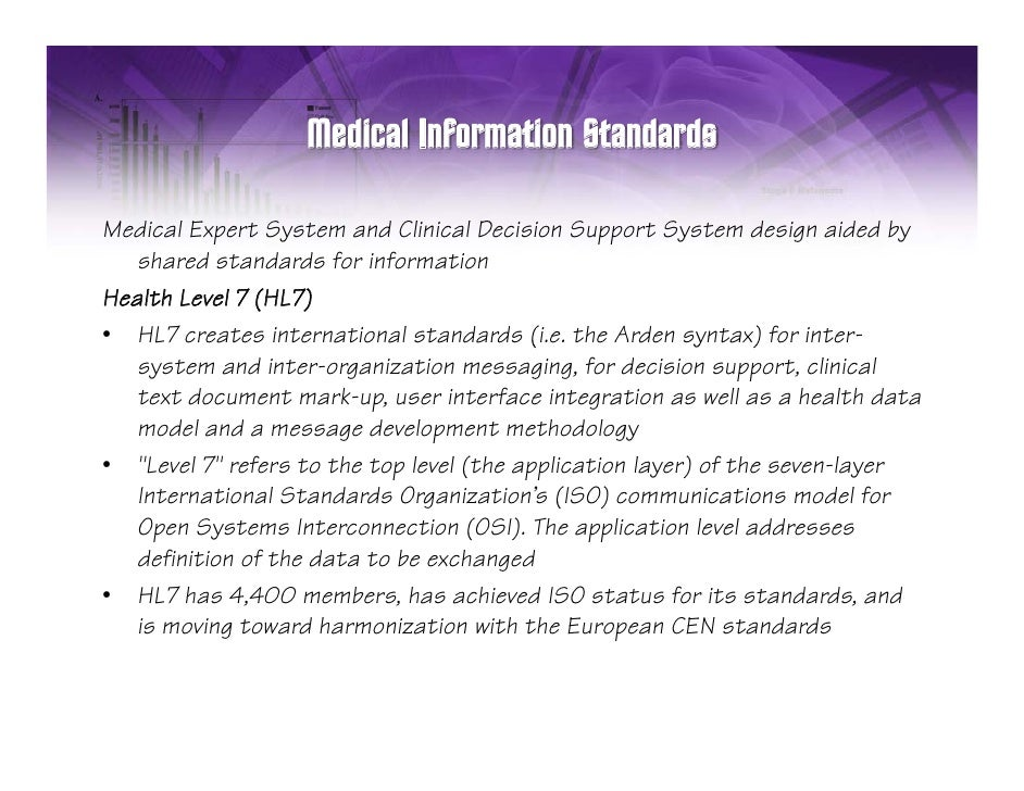 Integration of clinical decision support computer system essay