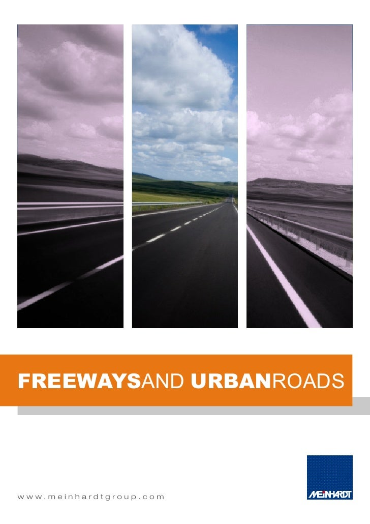 09. Transportation   Freeways & Urban Roads Capability Statement