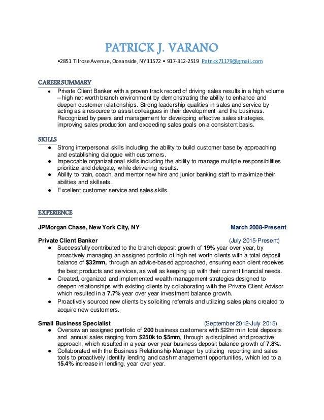 SlideShare  Sales Skills For Resume