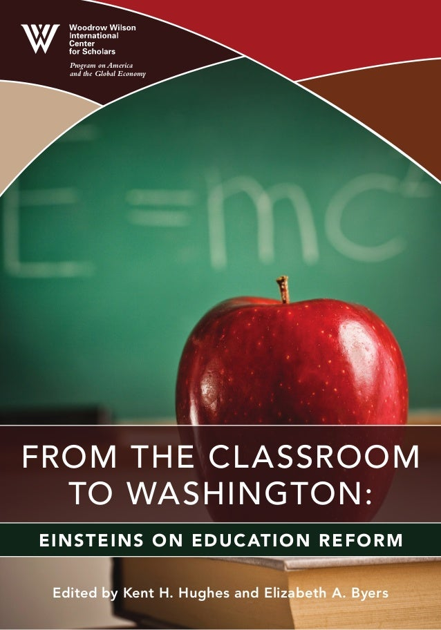 Program on America and the Global Economy Edited by Kent H. Hughes and Elizabeth A. Byers From the Classroom to Washington...