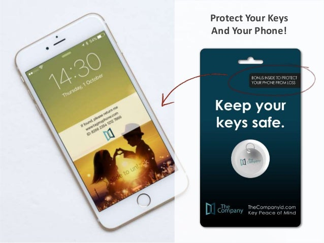 Protect Your Keys And Your Phone!