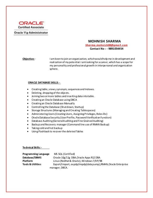 Great Resume Data Pump Job Pictures Inspiration - Example Resume ...