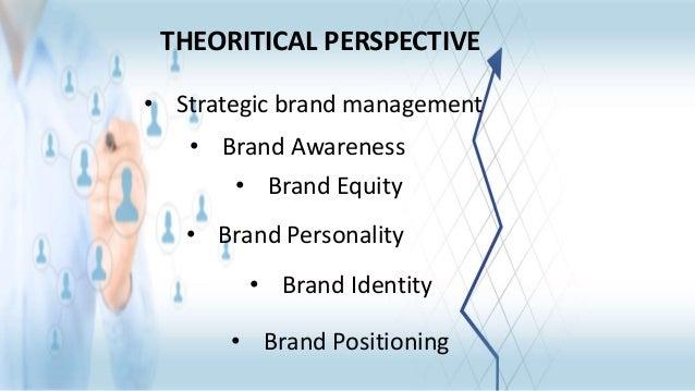Brand management dissertation