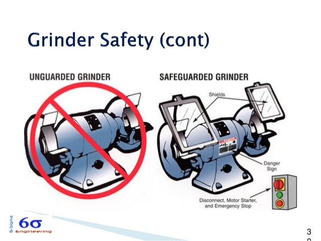 Machine Safeguarding Training Amp Pshr Requirements By