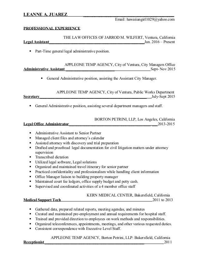Amazing City Manager Resume California Photos - Best Resume Examples ...