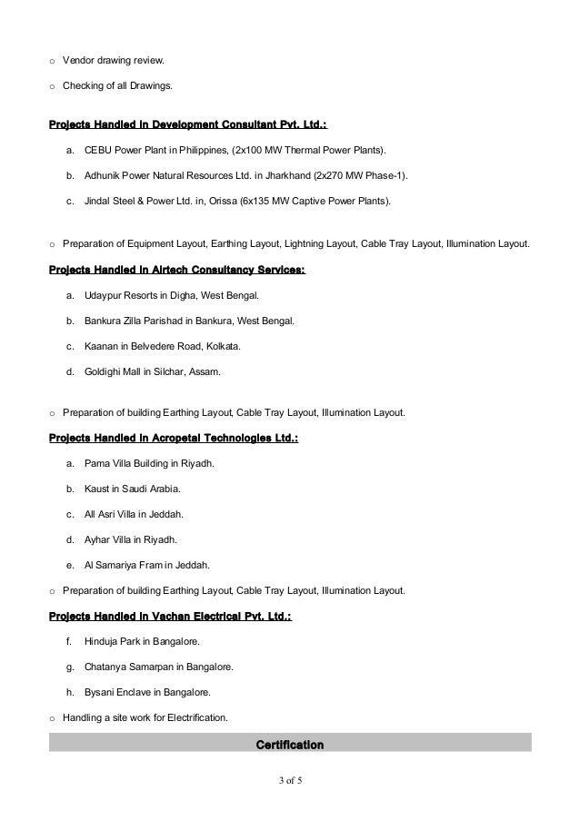 Resume_Susanta Slide 3