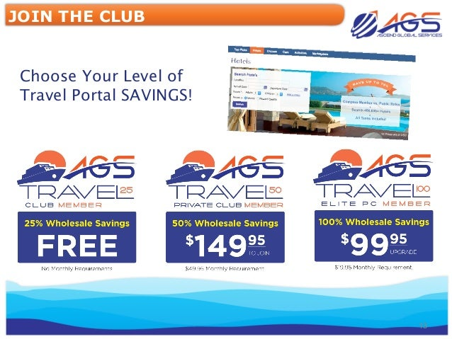 Ags Travel Opportunity 10 6 16