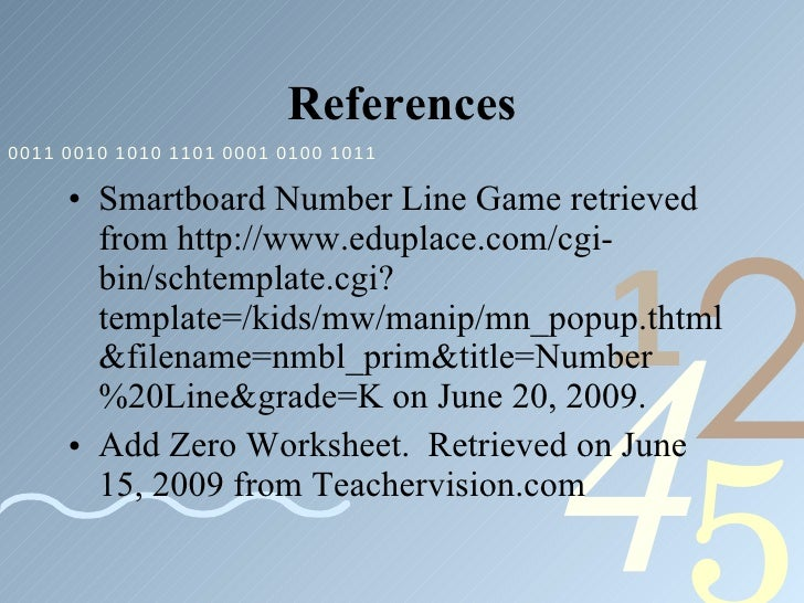 0 Amd +1 Math Facts