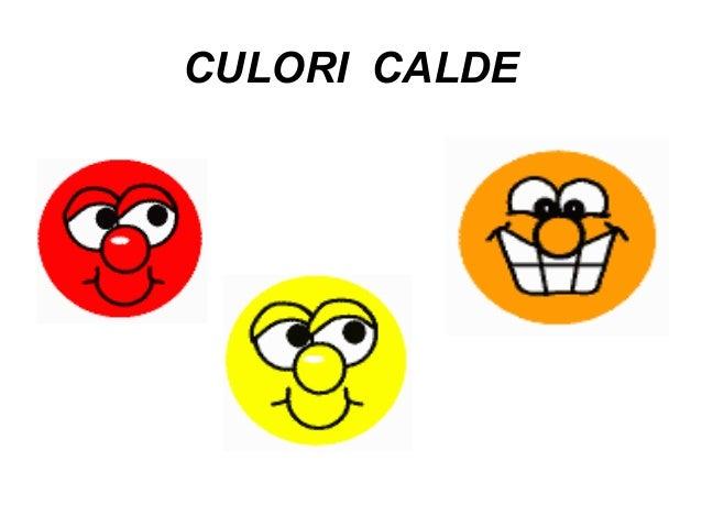CULORI CALDE