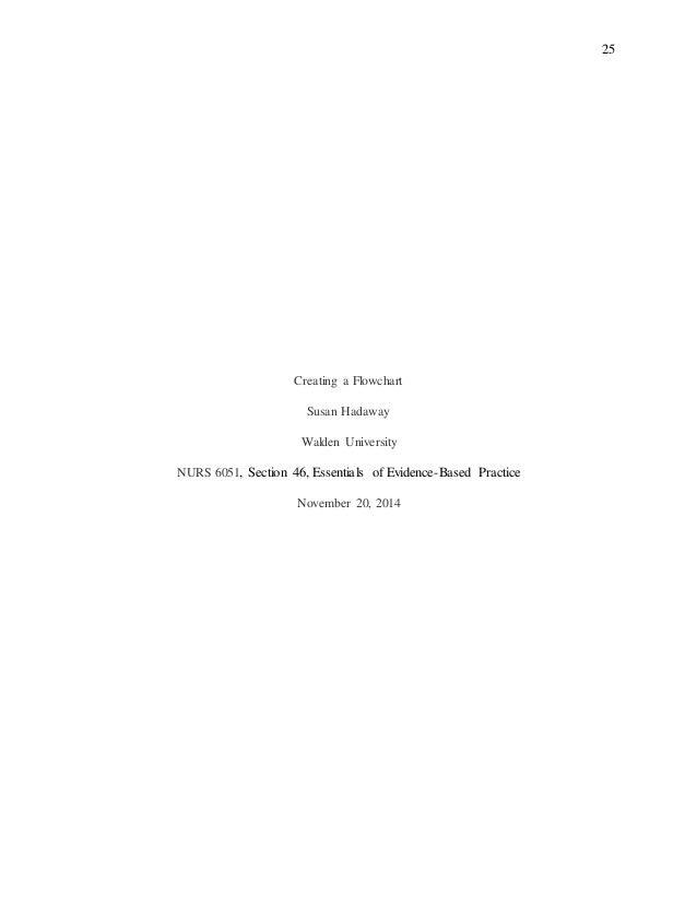 walden university mission statement