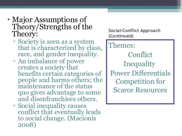 an examination of the social problem of sexism and gender inequality in society And flesh out a new vocabulary of bullying such that it is understood as a social problem  inequality 73 a sociology of bullying  gender and society.