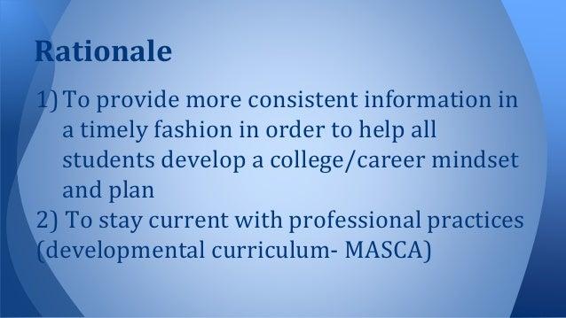 High School Guidance Presentation - 06/23/15 Slide 2