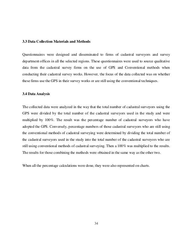 An Analysis of the Cadastral Systems