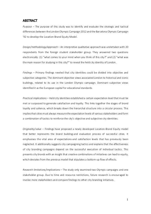 Model essay pt3 story