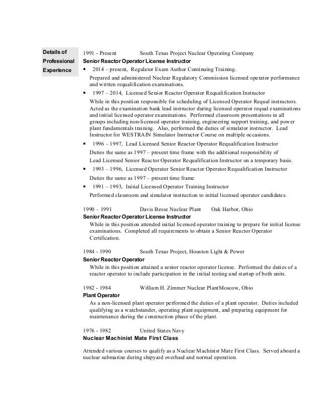 navy machinist mate resume resume format download pdf