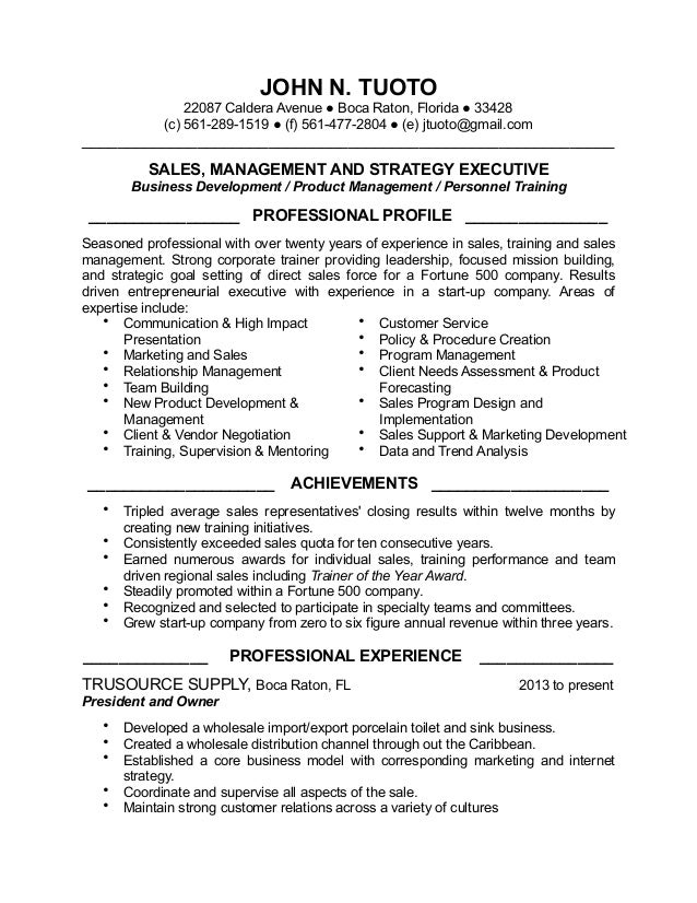 Magnificent Resume Business Startup Experience Gallery - Examples ...
