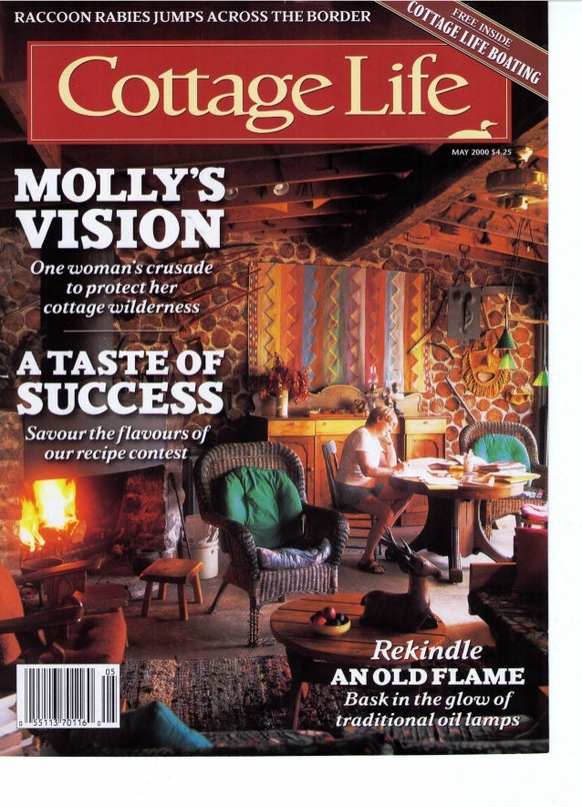 PMC Cottage Life Molly cover