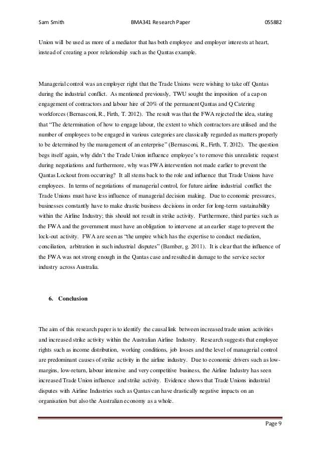 Pro and con essays