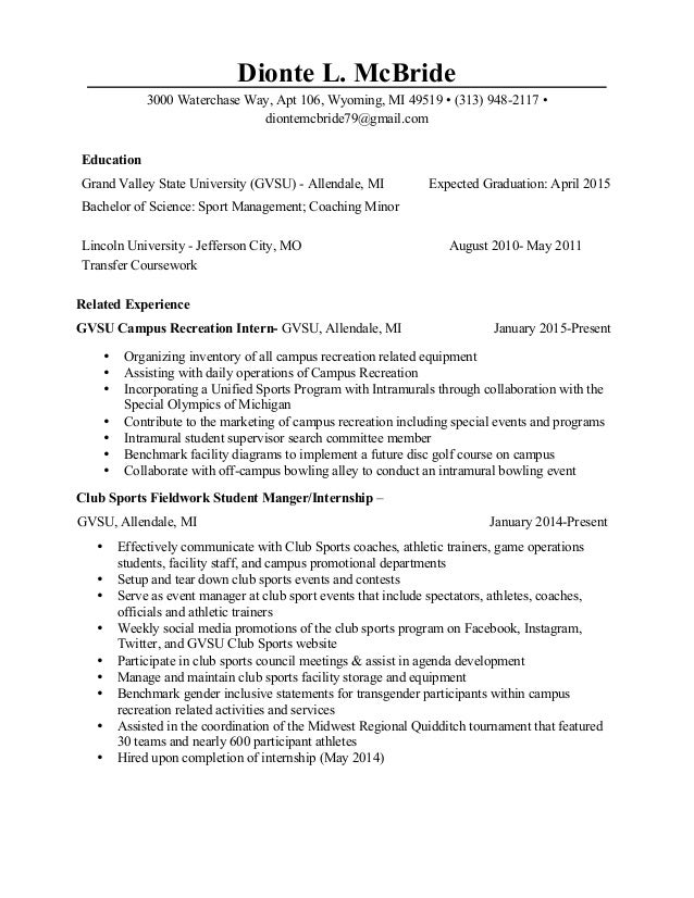 How to Mention Relevant Coursework in a Resume    Steps