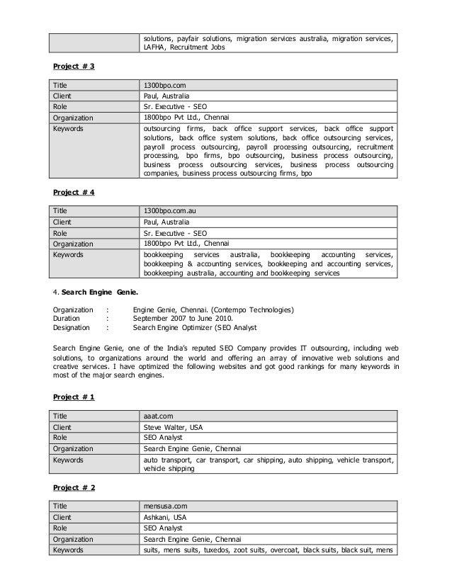 back office resume - Boat.jeremyeaton.co