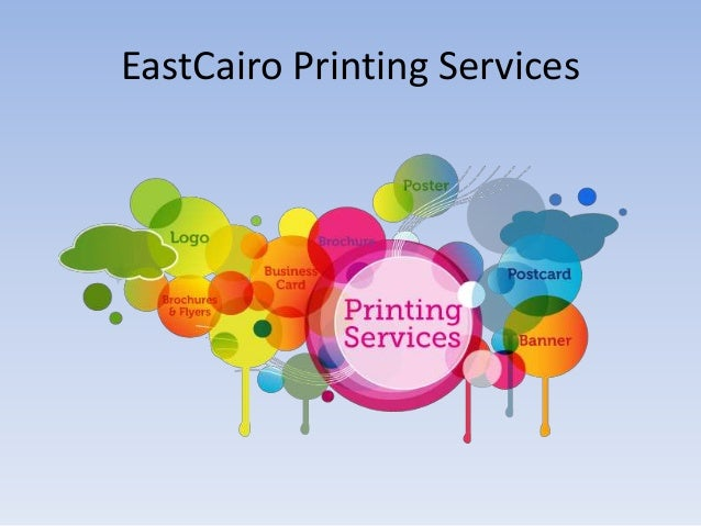 EastCairo Printing Services