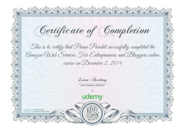 Certification : American Welding Society