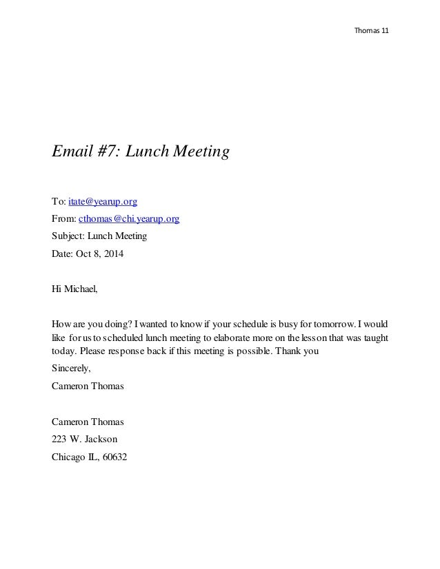 Sample farewell email gratitude note to boss thank you for lunch.