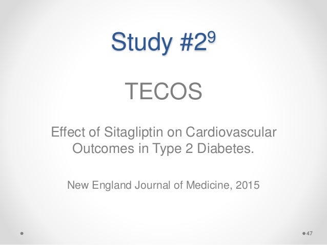 Sitagliptin and risk of fractures in type 2 diabetes ...