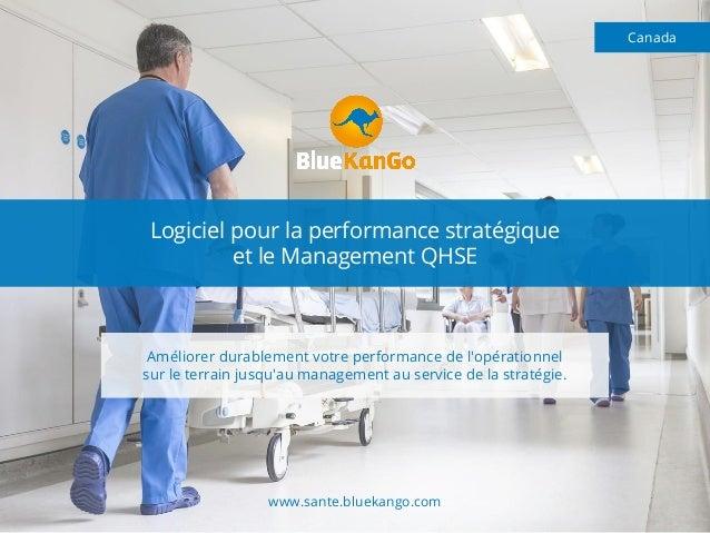 Logiciel pour la performance stratégique et le Management QHSE Améliorer durablement votre performance de l'opérationnel...