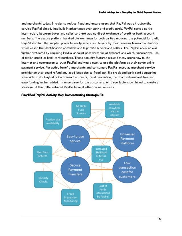 Hoffmeyer - PayPal Case Study - BL S2 2016