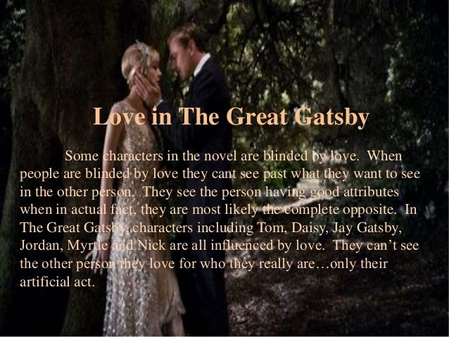 the great gatsby characters and their The great gatsby: character profiles, free study guides and book notes including comprehensive chapter analysis, complete summary analysis, author biography information, character profiles, theme analysis, metaphor analysis, and top ten quotes on classic literature.