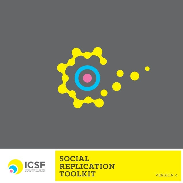 SOCIAL REPLICATION TOOLKIT VERSION 0