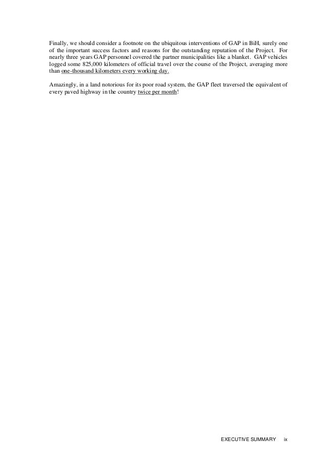 TABLE OF CONTENTS Chapter Title Page № Foreword i Acknowledgement iii Executive Summary v List of Annexes xiii Abbreviatio...
