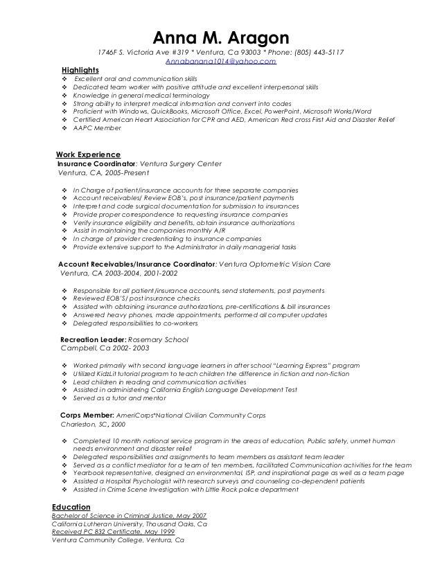 Anna\'s resume 2
