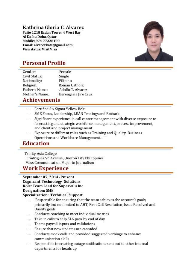 Kats Resume Updated