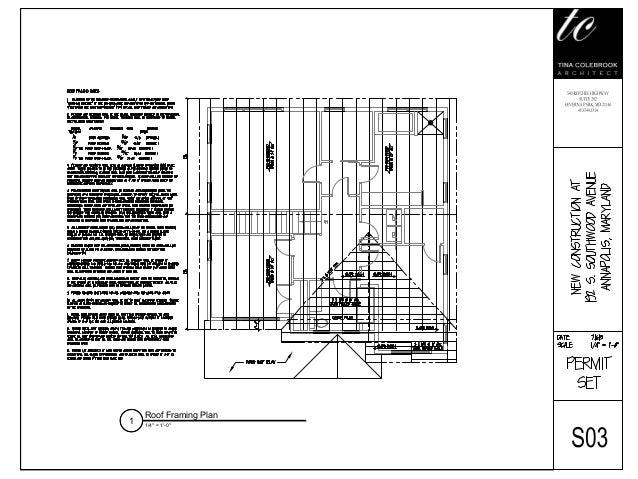 Architectural Design Sample 1 - TCA