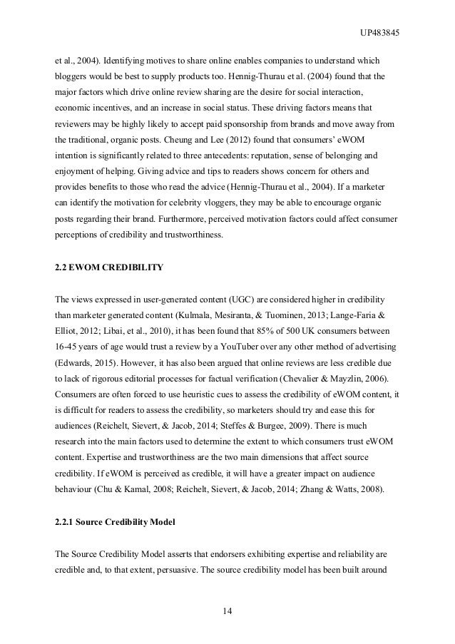 proposal research paper example experimental design